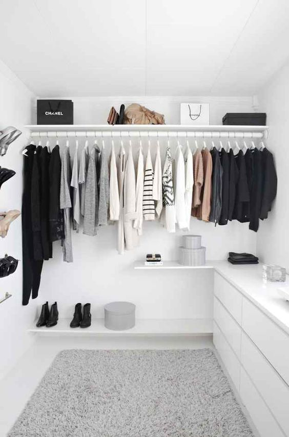 clean and organized